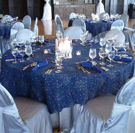 white chair covers wholesale denim diamonds table linen tablecloth