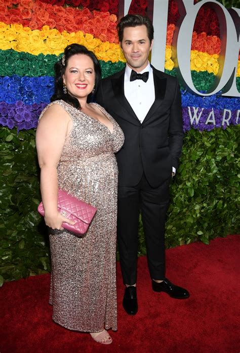 Zuzanna Szadkowski and Andrew Rannells | Best Pictures From the 2019 Tony Awards ...