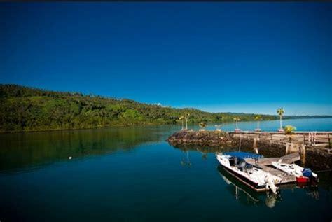 danau limboto danau terbesar  gorontalo