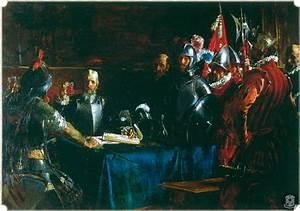 The Pacto de Sangre (Blood Compact) by Juan Luna Y Novicio ...