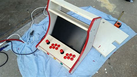 Bartop Arcade Cabinet Kit by Bartop Arcade Kit Room Solutions