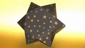 Sterne Weihnachten Basteln : sterne basteln eine stern geschenkbox falten how to make a star gift box youtube ~ Eleganceandgraceweddings.com Haus und Dekorationen