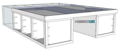 queen platform bed  storage kristy collection