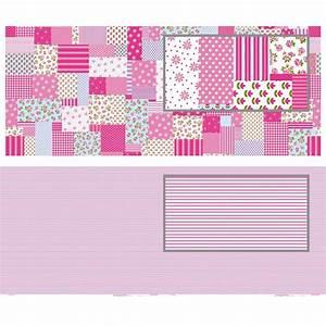 Acheter Feuille De Stratifié à Coller : feuilles de papier d coratif coller patchwork sweet x2 ~ Premium-room.com Idées de Décoration