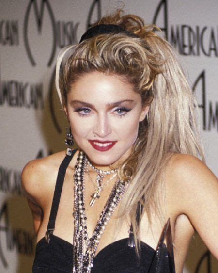 Madonna 80s Hairstyles by 1980s Hairstyles Madonna Bakuland Fashion