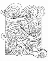 Coloring Pages Wave Grown Colouring Ocean Wind Tsunami Drawing Waves Rushing April Adult Sheets Printable Sheet Pattern Getdrawings Lostbumblebee Clolr sketch template