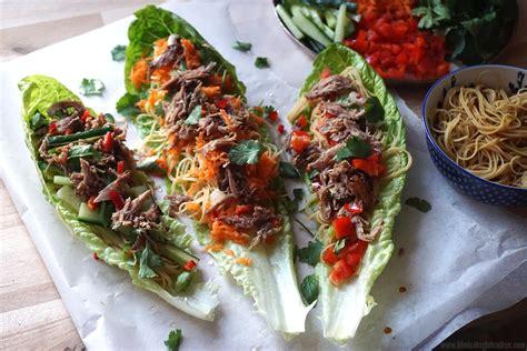 chinese crispy duck lettuce wraps gluten  kimi