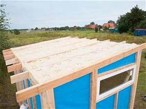 Gartenhaus Selber Bauen Holz Anleitung : gartenhaus selber bauen dach ~ Markanthonyermac.com Haus und Dekorationen