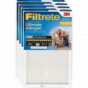 Filtrete 20x25x1  Healthy Living Ultimate Allergen