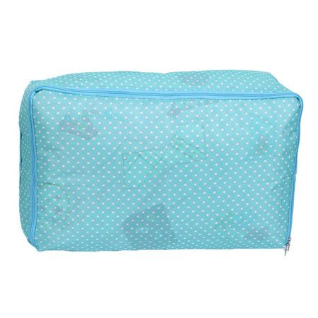 oxford cloth dots pattern clothes quilts sheet bag storage