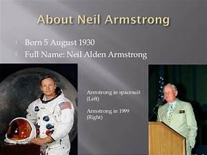 Terence's Neil Armstrong biography SIS