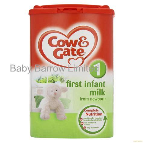 Cow Gate 1 First Infant Milk Birth 1 Year 900g
