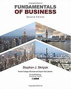 Download Fundamentals Of Business  2nd Edition  By Stephen