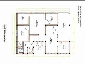 Surprising Autocad House Plans Contemporary - Best