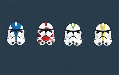 Wars Star Minimalist Clone Trooper Helmet Helmets