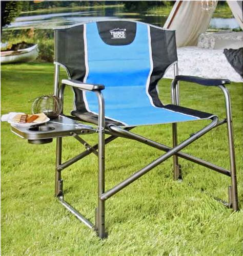 Timber Ridge Folding Chair With Table by Folding Chair With Side Table Lookup Beforebuying