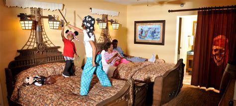 themed rooms at the walt disney resort