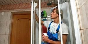 Installation D Une Cabine De Douche : installer une cabine de douche ~ Premium-room.com Idées de Décoration