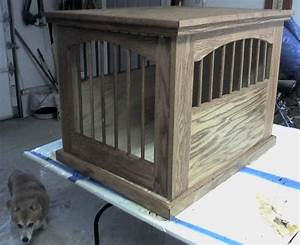 Dog cage design wood wwwimgkidcom the image kid has it for How to build a wooden dog kennel