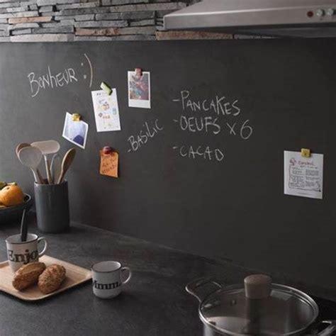 enduit cuisine lessivable enduit béton magnétique resinence mercure noir 2kg
