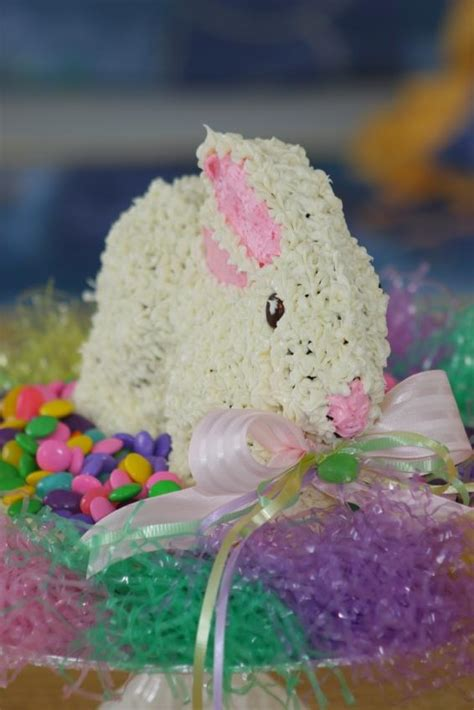 pictures  easter bunny cake ideas slideshow
