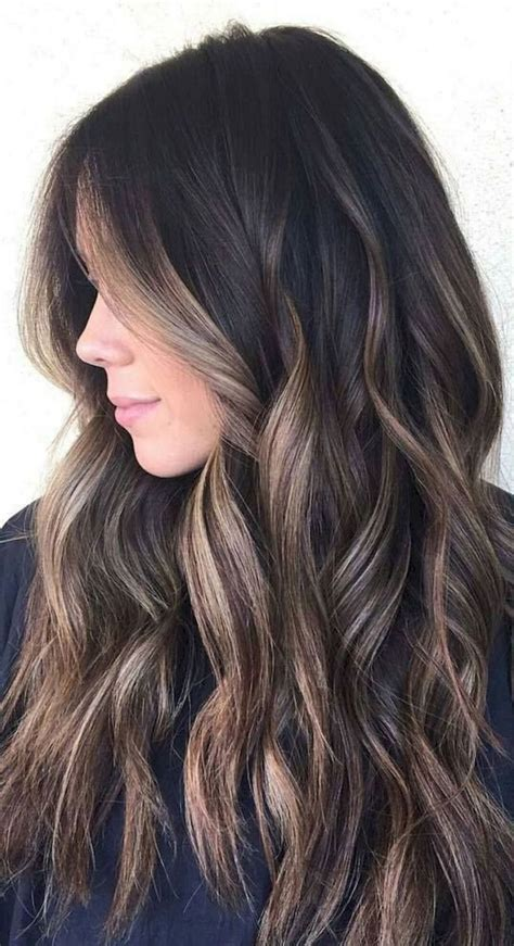 beautiful hair color ideas  brunettes  hair