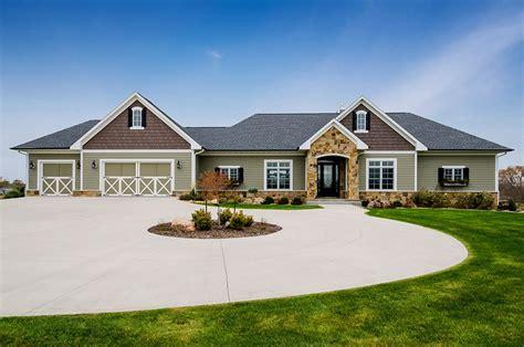 66519LL Ahmann Design Inc Craftsman house plans