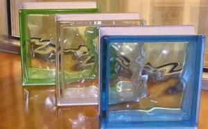 Brique De Verre Couleur : brique de verre dans une salle de bain choisir et poser ~ Melissatoandfro.com Idées de Décoration