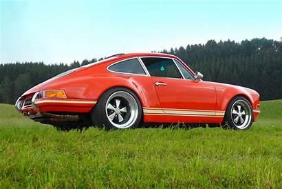 911 Porsche Singer Classic Restomod Lightspeed Fears