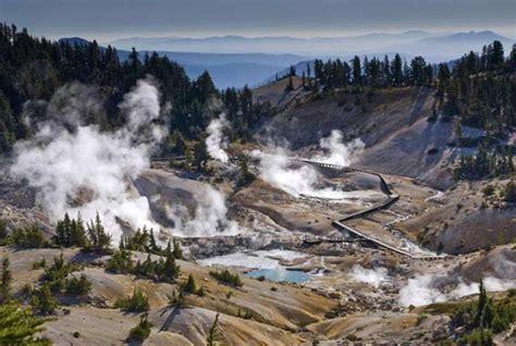 Геотермальные источники – носители энергии земных недр