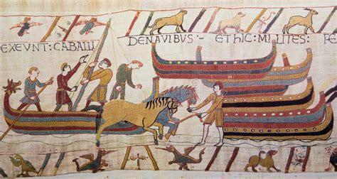 Tappezzeria Di Bayeux Tappezzeria Di Bayeux Immagine Stock Immagine Di Storico