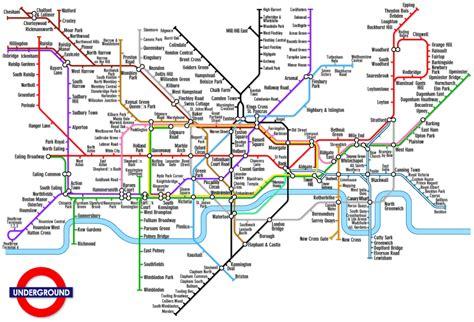 chambre louer plan métro londres carte métro londres