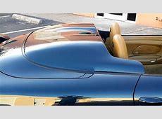 Porsche 996 Speedster Hump NR Automobile Accessories