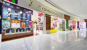 Candylicious Dubai Mall Featured On Retail Design Blog