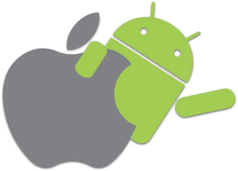 apple apps on android ios moins de dysfonctionnements qu android appsystem