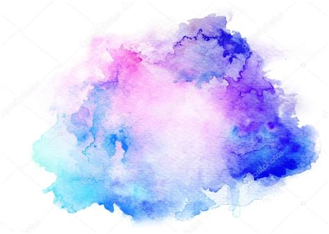 watercolor paint images ink blue watercolor background stock photo 169 realcg 71339817