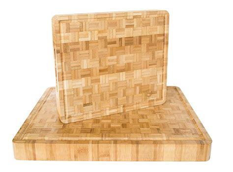 large  small checkered  grain bamboo thick cutting