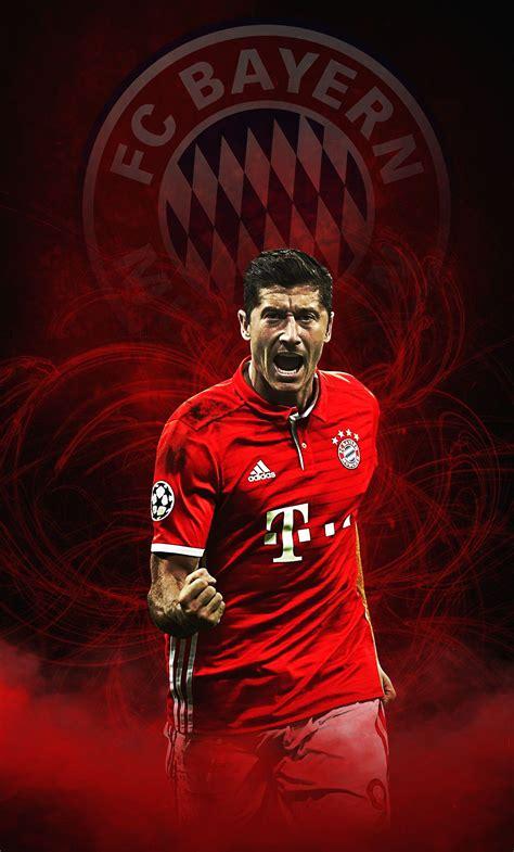 Lewandowski Munich Wallpaper - KoLPaPer - Awesome Free HD ...