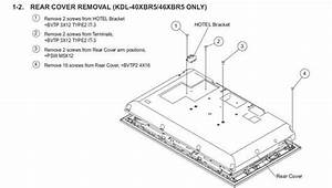 Sony Bravia Diagram Back Tv Questions  U0026 Answers  With