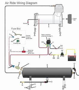Air Bag Suspension Wiring Diagram