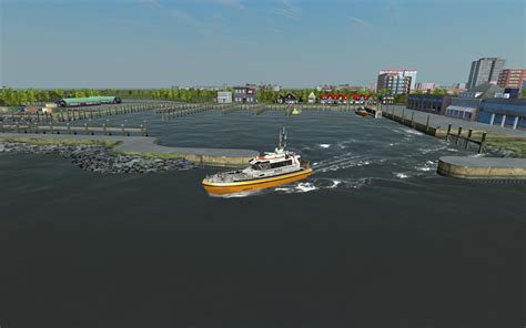 Tugboat Simulator Game by Shipsim Ship Simulator Extremes Harbour Pilot Dlc