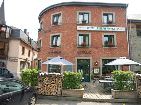 hotel beau rivage  restaurant koulic la roche en ardenne viamichelin informatie en