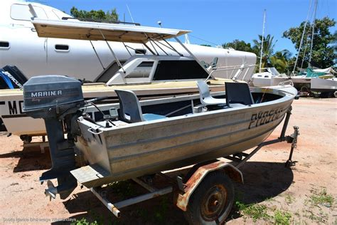 Dinghy Boat Used by Used Custom Cathedral Hull Alloy Dinghy For Sale Boats