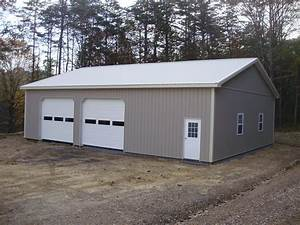 building dimensions 40 w x 50 l x 12 h id 390 visit With 50 x 90 pole barn
