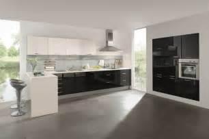 küche schwarz weiß häcker küche cristall c235 c367 weiß schwarz hochglanz 310000019