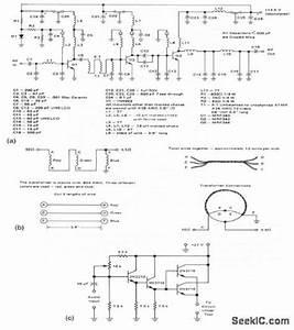 Index 122 - Amplifier Circuit - Circuit Diagram