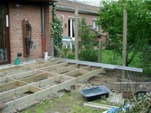 Plot Terrasse Pas Cher : poser terrasse en bois devis pose terrasses bois pas cher ~ Dailycaller-alerts.com Idées de Décoration