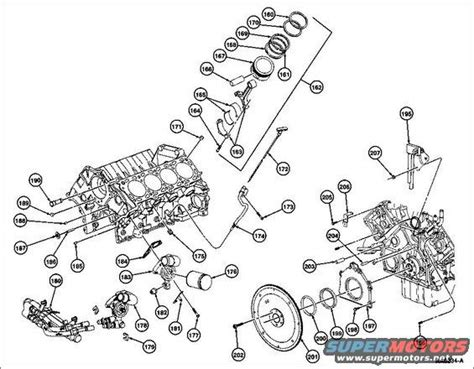 Ford Ranger 4 0 Engine Exploded Diagram by 1994 Ford Crown Diagrams Picture Supermotors Net