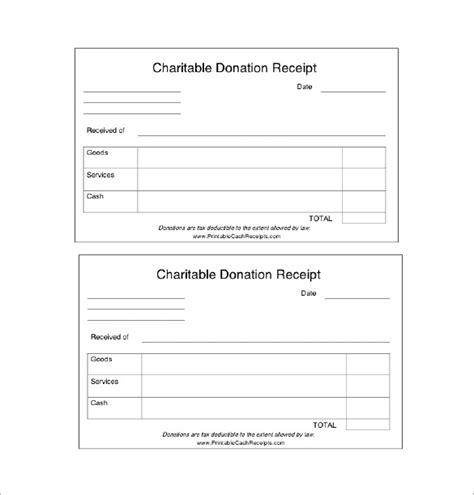 19 donation receipt templates doc pdf free premium templates