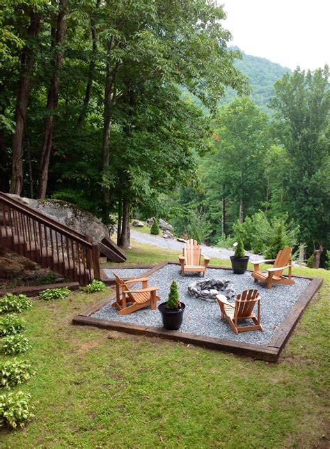 Backyard Pit Landscaping Ideas by Pit Backyard Pit Patio Outdoor